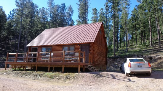 Holy Smoke Resort: Cabin Nr. 15 a und 15 b