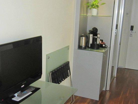 Glockenhof Zürich: Room
