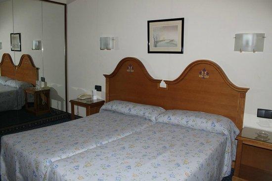 Ebora Hotel: Habitacion Doble