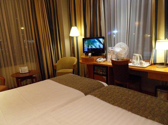 Holiday Inn Helsinki City Centre: My room
