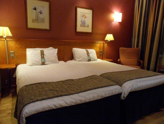 Holiday Inn Helsinki City Centre: Beds in my room