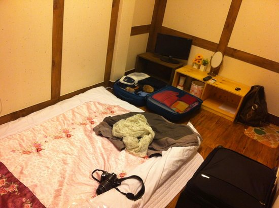 Doo guesthouse Bukchon: Double room with private bathroom