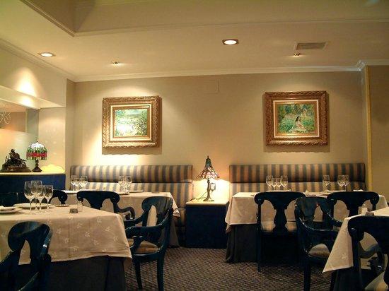 Ebora Hotel: Restaurante Antiquario