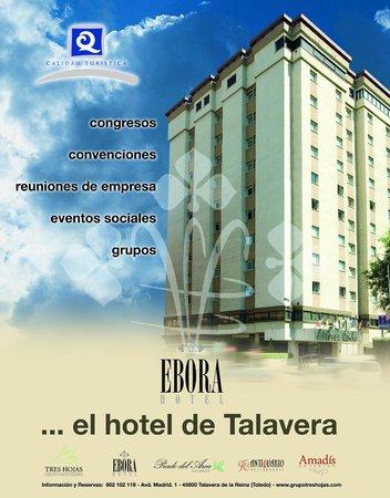 Ebora Hotel: Hotel