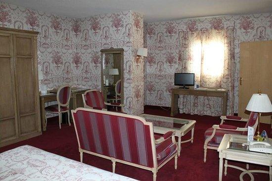 Ebora Hotel: Suite