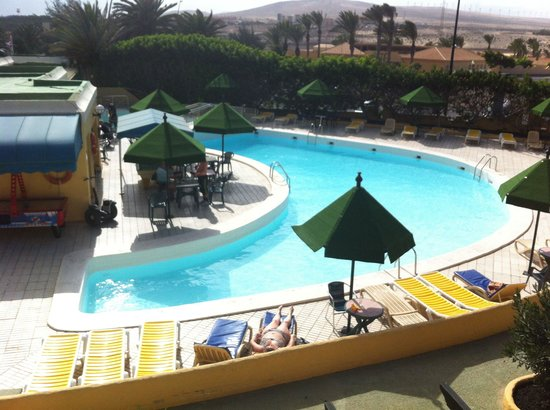 Althay Apartments: Pic from room 67