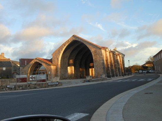 Hotel de la Poste : le village