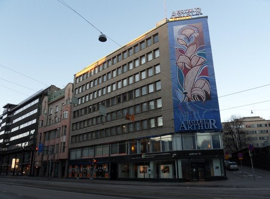Picture Of Arthur Hotel Helsinki