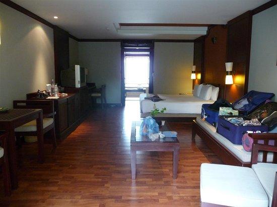 Novotel Samui Resort Chaweng Beach Kandaburi: Hotel Room