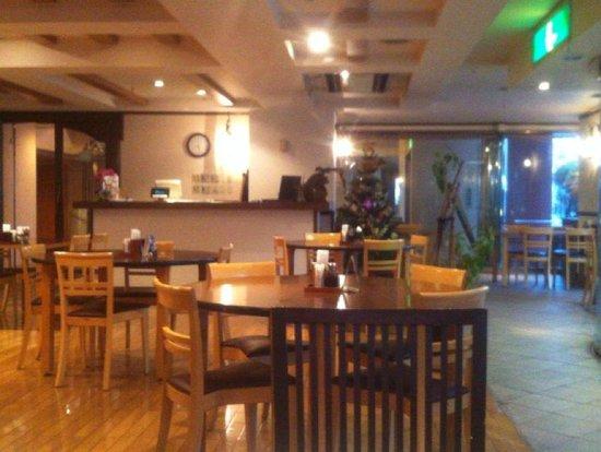 GR Hotel Esaka: 朝食会場