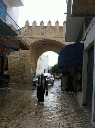 Medina of Sousse : One of the Gates