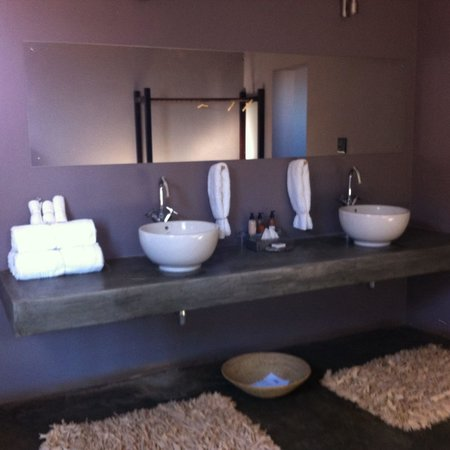 Fish River Lodge: Salle de douche