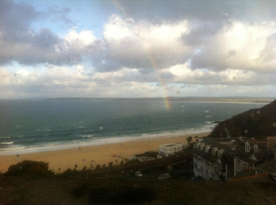 St. Ives Harbour Hotel & Spa: End of the rainbow?