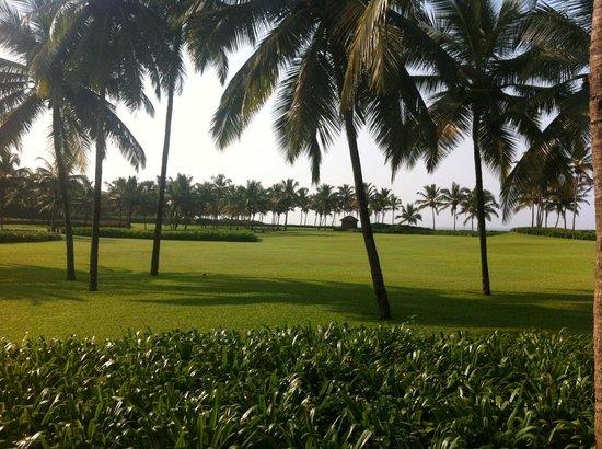 Park Hyatt Goa Resort and Spa: Ground