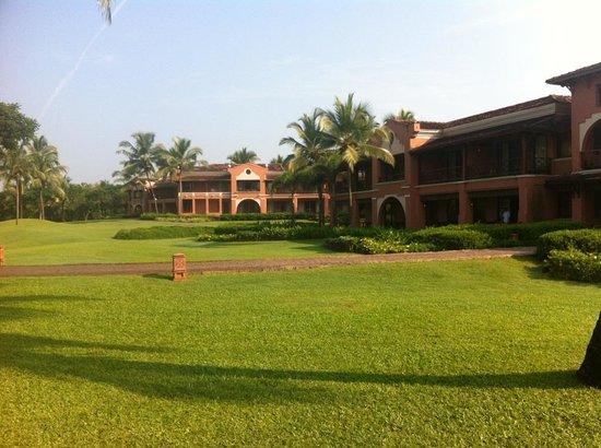 Park Hyatt Goa Resort and Spa: Rooms from Ground