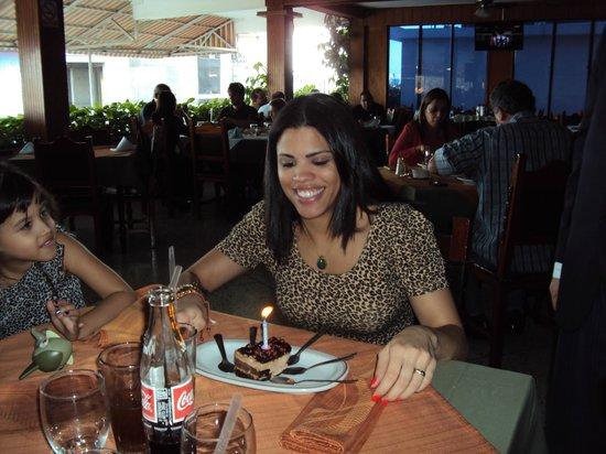 Restaurant Tiuna CA: La bella aniversariante