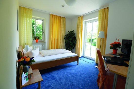 Arcus Hotel Garni: Freundliches Einzelzimmer