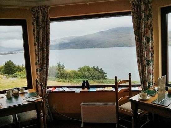 Ardvreck House : Ardvreck Guest House - View