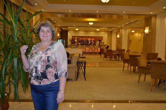 Rixos Hotel Prikarpatye: Лобби-бар
