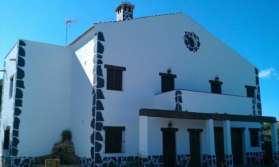 Alojamientos Rurales Berrocal: Fachada Principal.