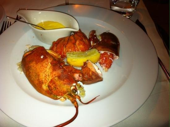 De Meerplaats : lobster