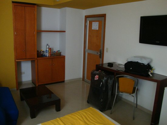 Toscana Plaza Hotel: Apartamento