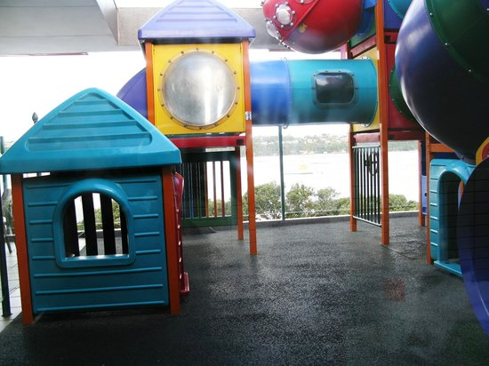 McDonald's: Childs play area