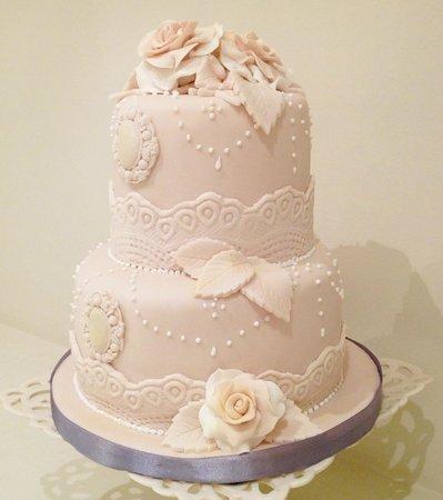 Birthday cake Picture of Sugar Angel Thessaloniki TripAdvisor