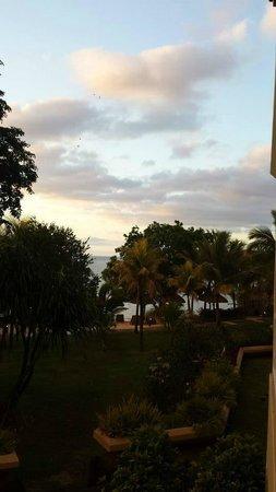 Maritim Resort & Spa Mauritius: Aussicht aus der Suite bei Sonnenuntergang