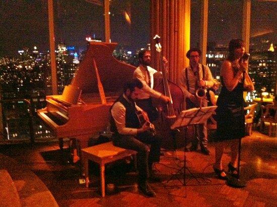 The Standard, High Line: Musica Live