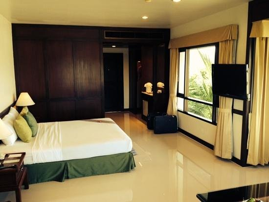 Phuket Boat Lagoon Resort: Room
