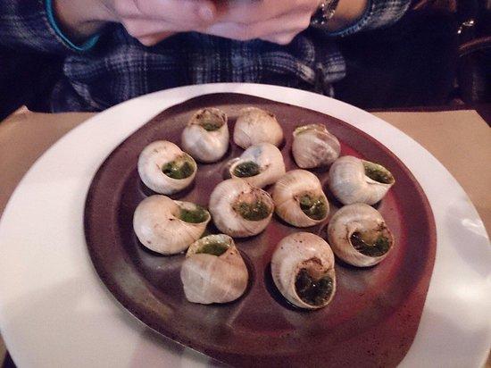 Chez Lazare: Snails