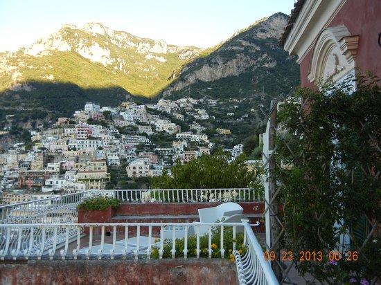 Hotel Marincanto: Balcony view.