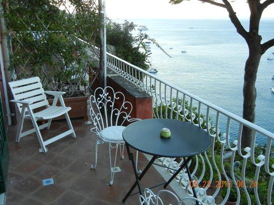 Hotel Marincanto: Our Balcony