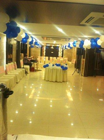 Hotel Metro View: Banquet