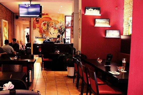 Restaurant Bambusstäbchen