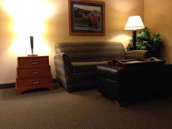 伊萨卡希尔顿惠庭套房酒店照片