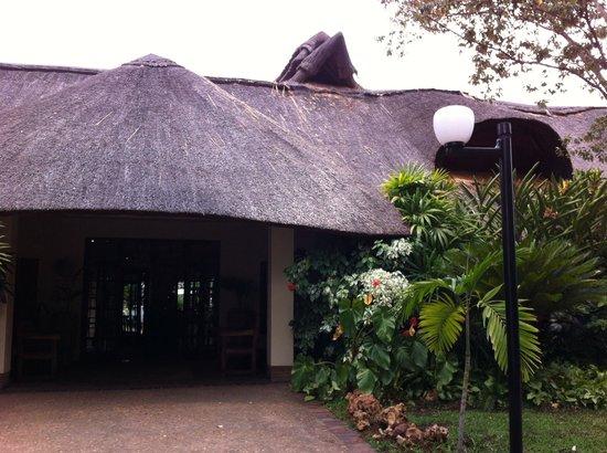 Ilala Lodge: Entree