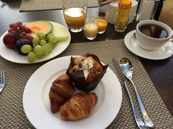 Le Meridien Piccadilly: la mia colazione