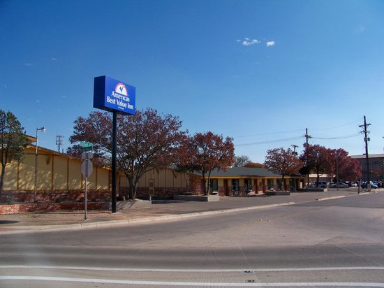Americas Best Value Inn - Medical Center / Lubbock