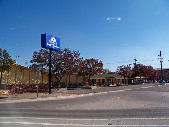Americas Best Value Inn - Medical Center / Lubbock