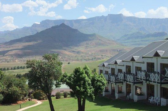 Mont Aux Sources Hotel: Berg