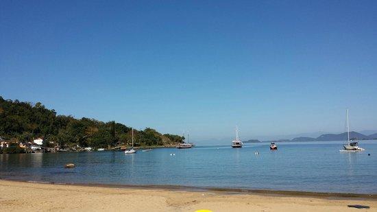 Pousada Biscaia: Praia
