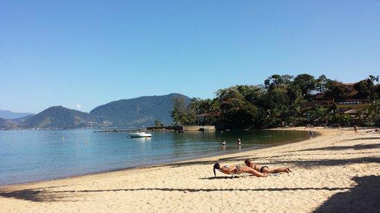 Pousada Biscaia : Praia