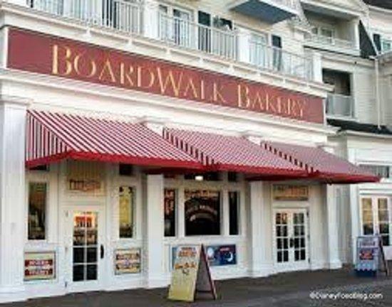Disney's BoardWalk Inn : Boardwalk Inn bakery