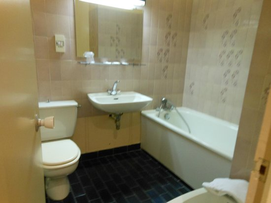 Jackotel : salle de bains