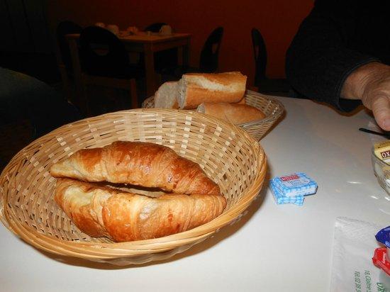 Jackotel : petit déjeuner