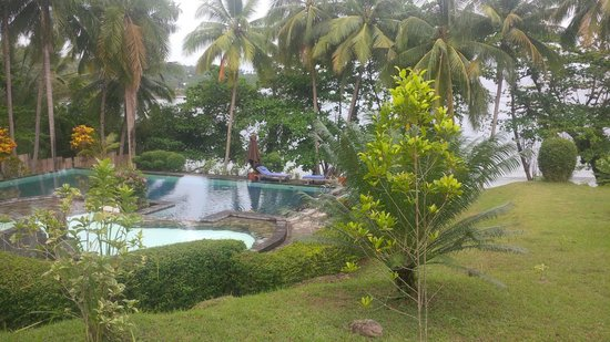 Janji Laut Resort: Resort view