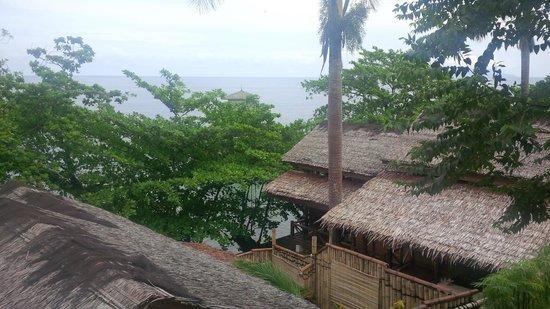 Janji Laut Resort: Resort view