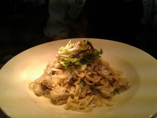 The Cradle Bistro: Cradle Bistro Chicken Pasta
